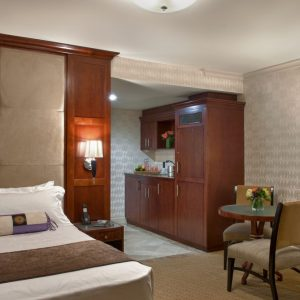 long stay king room