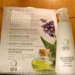shi spa lotion
